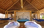 Camp design - Ras Kutani Beach and Lagoon Rooms